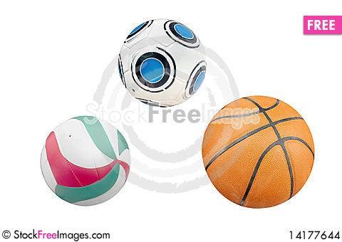 Free Balls Stock Images - 14177644