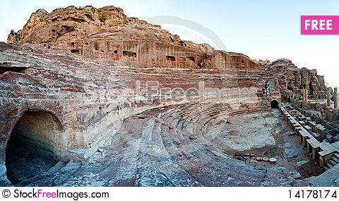 Free Amphitheatre Stock Images - 14178174