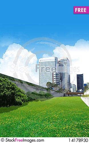 Free Beautiful Landscape Stock Photo - 14178930