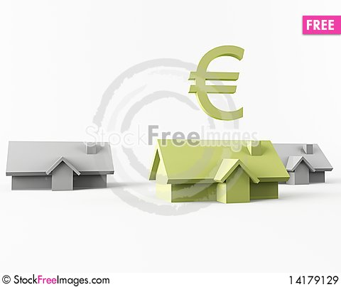 Free House Royalty Free Stock Images - 14179129
