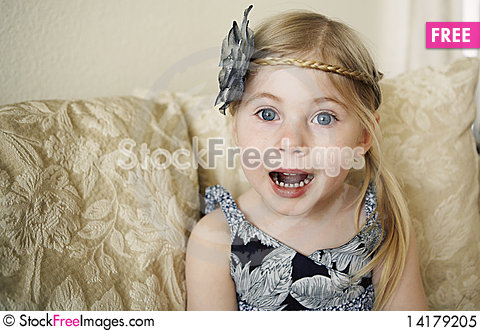 Free Surprised Face Royalty Free Stock Photo - 14179205