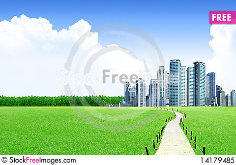 Free Beautiful Landscape Royalty Free Stock Photo - 14179485