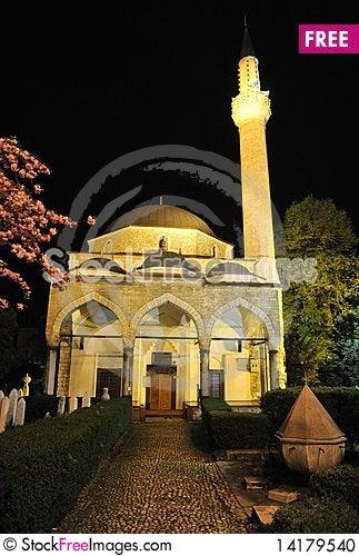 Free Beautiful Mosque Stock Photo - 14179540