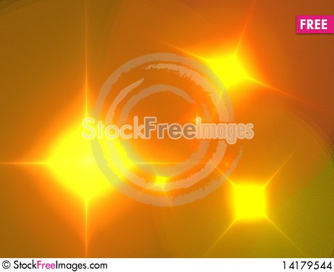 Free Fractal Stars Stock Images - 14179544