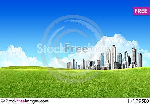 Free Beautiful Landscape Stock Photo - 14179580