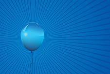 Free Balloon Centre Focal Point Stock Photos - 14170233