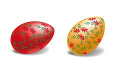 Peaster Egg Stock Photography