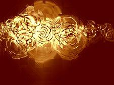 Free Gold Metallic Background Royalty Free Stock Photography - 14171517