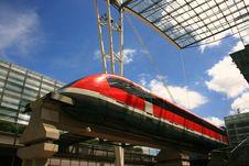 Free Red Train Stock Photos - 14173153
