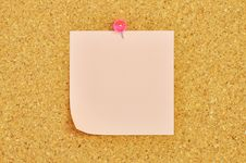 Free Post It Stock Image - 14173551