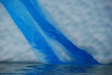 Free Blue Ice In An Iceberg Stock Photos - 14179323
