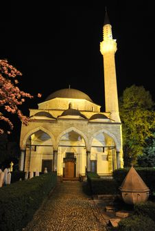 Free Beautiful Mosque Stock Photo - 14179540