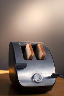 Free Toaster Toast Royalty Free Stock Photography - 14179567