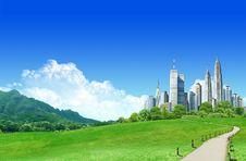 Free Beautiful Landscape Stock Image - 14179611