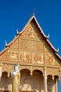 Free Temple At Vientiane Royalty Free Stock Photography - 14188497