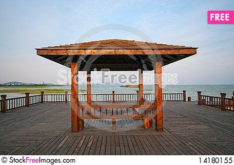 Free Pavilion Royalty Free Stock Photo - 14180155