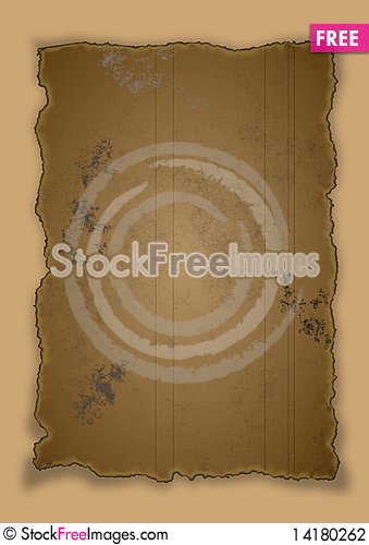 Free Old Sheet Of Paper Stock Photography - 14180262