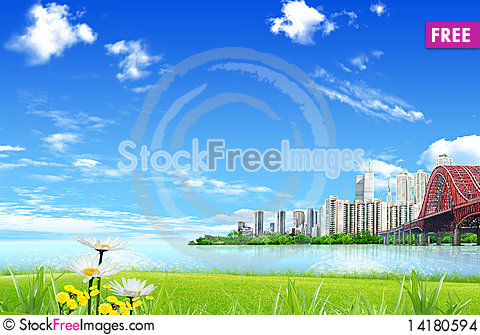 Free City Stock Images - 14180594