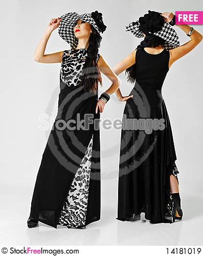 Free Evening Fashion Royalty Free Stock Images - 14181019