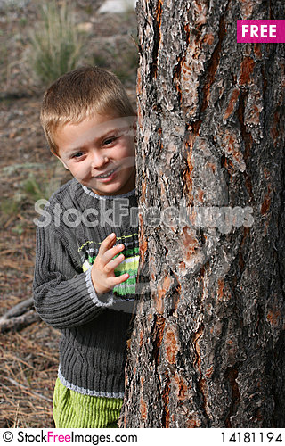 Free Playing Outdoors Stock Images - 14181194