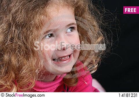 Free Cute Girl Stock Image - 14181231
