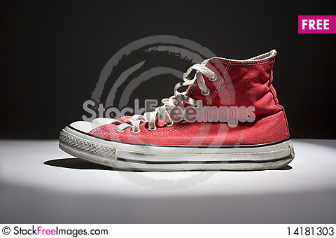Free Sneakers Stock Photos - 14181303