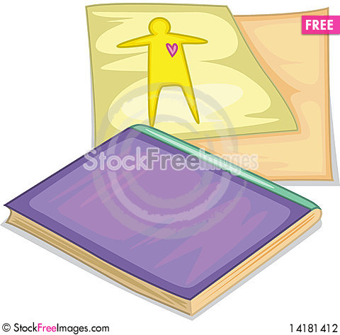 Free Book Stock Photography - 14181412