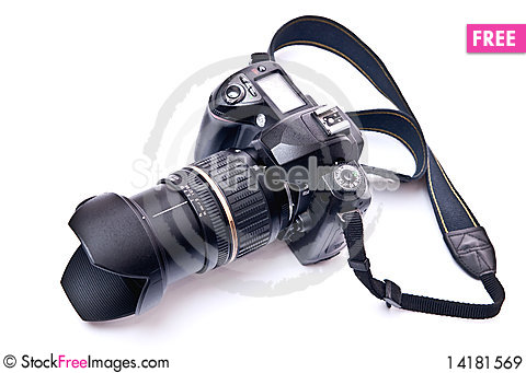 Free Camera Royalty Free Stock Images - 14181569