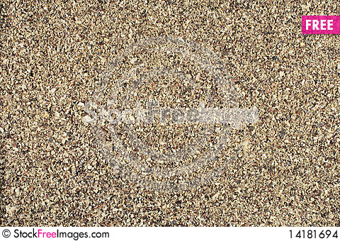Free Sea Sand. Stock Images - 14181694
