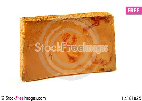 Free Soap Of Manual Manufacturing Royalty Free Stock Photo - 14181825