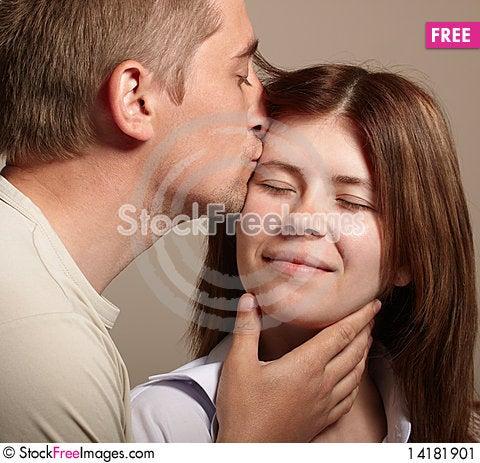 Free Couple Stock Image - 14181901