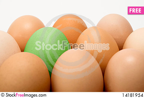 Free Eggs Stock Images - 14181954