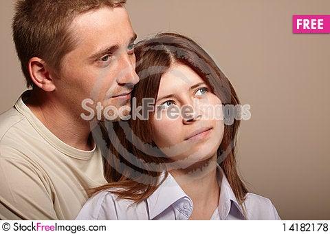 Free Couple Royalty Free Stock Photos - 14182178