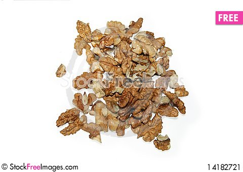 Free Walnut Stock Image - 14182721