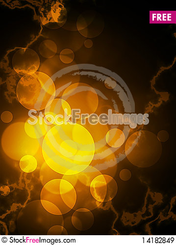 Free Abstract Background With Transparent Circles. Royalty Free Stock Images - 14182849