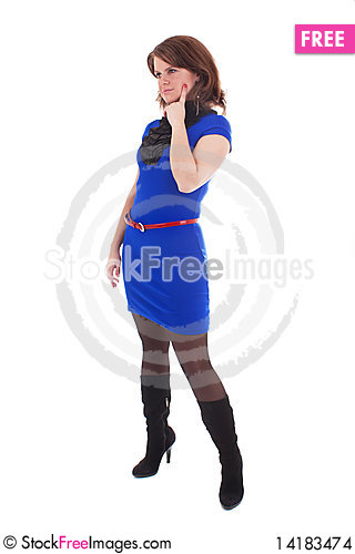 Free Beautiful Woman Stock Images - 14183474