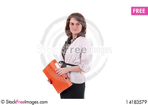 Free Attractive Woman Royalty Free Stock Images - 14183579