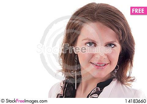 Free Beautiful Woman Stock Photo - 14183660