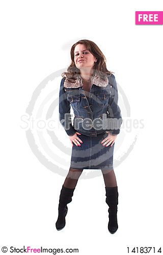 Free Beautiful Woman Stock Images - 14183714