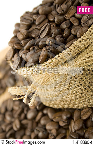 Free Coffee Beans Stock Images - 14183804