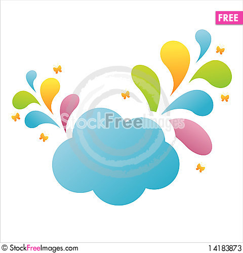 Free Colorful Sky Background Stock Photos - 14183873