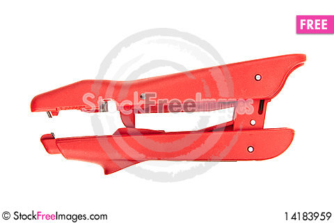 Free Wire Stripping Tool Royalty Free Stock Images - 14183959