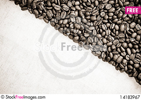Free Sepia Image Of Coffee Royalty Free Stock Photography - 14183967