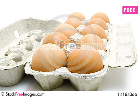 Free Eggs Royalty Free Stock Image - 14184366