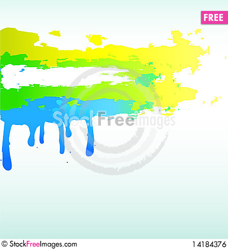 Free Abstract Colorful Background Royalty Free Stock Image - 14184376