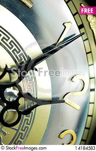 Free Clock Hands Stock Photos - 14184583