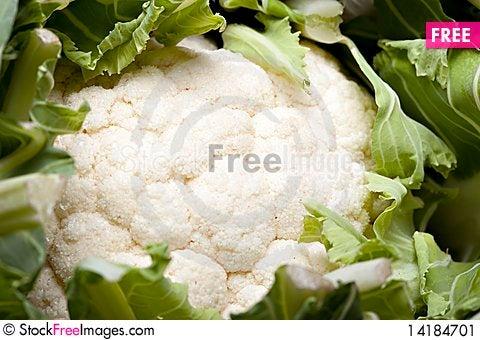 Free Cauliflower Stock Image - 14184701