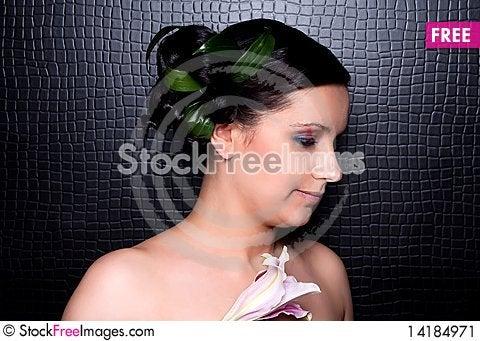 Free Beautiful Woman Stock Image - 14184971