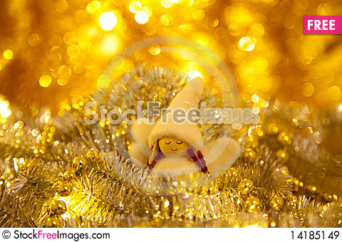 Free Christmas Decoration Royalty Free Stock Images - 14185149