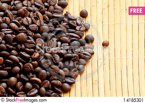 Free Coffee Beans Stock Image - 14185301